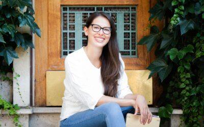 Luciana CALVETTI, une entrepreneure en voyage