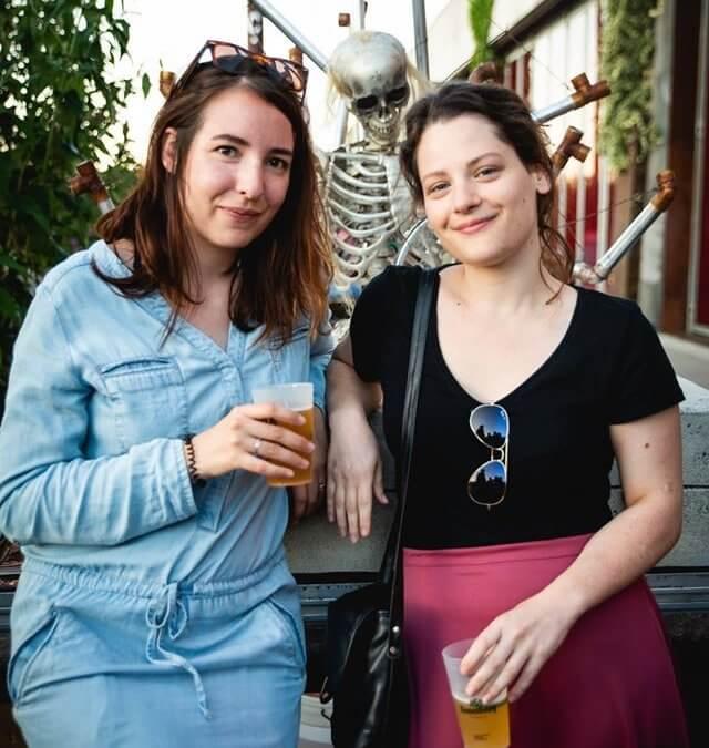 Interview de Pauline et Romy, fondatrices de l'Atelier Viking à Nantes